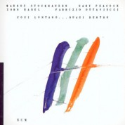 Markus Stockhausen, Gary Peacock, Fabrizio Ottaviucci, Zoro Babel: Cosi Lontano... Quasi Dentro - CD