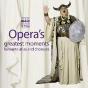 Çeşitli Sanatçılar: Opera's Greatest Moments - CD