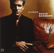 David Sanborn: Closer - CD