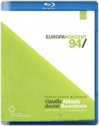 Daniel Barenboim, Berliner Philharmoniker, Claudio Abbado: Europa Konzert 1994 from Meiningen - BluRay