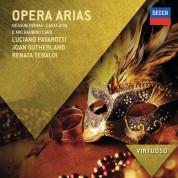 Luciano Pavarotti, Dame Joan Sutherland, Renata Tebaldi: Opera Arias - Nessun Dorma - Casta Diva - O Mio Babbino Caro - CD