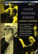 Hans Werner Henze - Memoirs of an Outsider - DVD