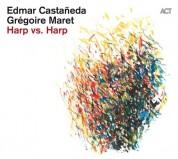 Edmar Castaneda, Gregoire Maret: Harp Vs. Harp - CD
