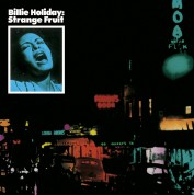 Billie Holiday: Strange Fruit - Plak