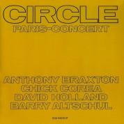 Circle: Paris Concert - Plak