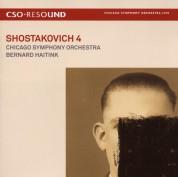 Chicago Symphony Orchestra, Bernard Haitink: Shostakovich: Symphony No. 4 - CD