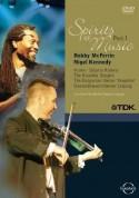 Bobby McFerrin, Nigel Kennedy, Kroke Quartet, Bulgarian Voices, Gewandhausorchester Leipzig: Spirits Of Music Part 1 - DVD