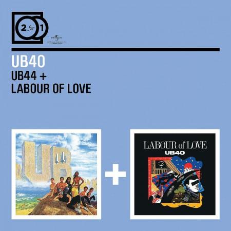 UB40: UB44 / Labour Of Love - CD
