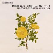 Stavanger Symphony Orchestra, Christian Eggen: Fartein Valen: Orchestral Music, Volume 2 - CD