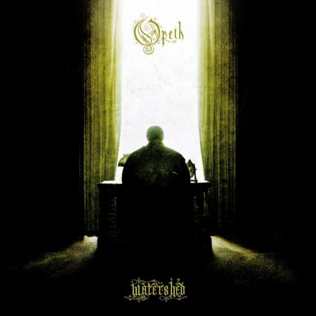 Opeth Watershed Limited Numbered Edition Gold Vinyl