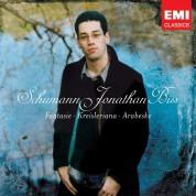 Jonathan Biss: Schumann: Kreisleriana, Fantasie, Arabeske - CD