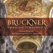Rundfunk-Sinfonie Orchester Berlin, Heinz Rogner, Franz Konwitschny, Gewandhausorchester Leipzig, Václav Neumann, Kurt Sanderling: Bruckner: Complete Symphonies - CD