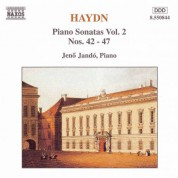 Haydn: Piano Sonatas Nos. 42-47 - CD
