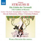 Christian Pollack: Strauss II: Die Göttin der Vernunft - CD
