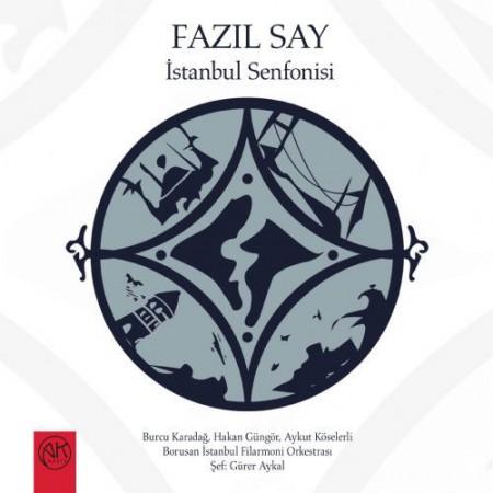 Fazıl Say: İstanbul Senfonisi - Plak