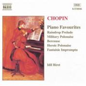 İdil Biret: Chopin: Piano Favourites - CD
