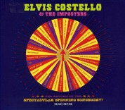 Elvis Costello, The Imposters: The Return Of The Spectacular Spinning Songbook - CD