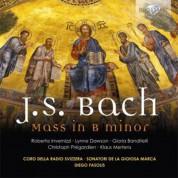 Coro della Radio Svizzera Lugano, Sonatori de la Gioiosa Marca, Diego Fasolis: J.S. Bach: Mass in B Minor - CD