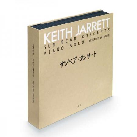 Keith Jarrett: Sun Bear Concerts - Piano Solo (Limited Edition) - Plak