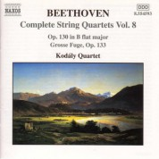 Beethoven: String Quartet, Op. 130 / Grosse Fuge, Op. 133 - CD