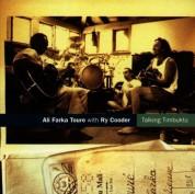 Ali Farka Toure, Ry Cooder: Talking Timbuktu - Plak