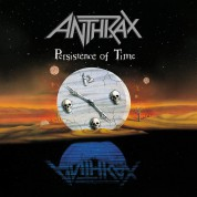 Anthrax: Persistence Of Time - CD