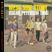 Oscar Peterson: Jazzplus: West Side Story + Plays Porgy & Bess - CD