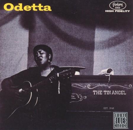 Odetta, Larry Mohr: The Tin Angel - CD