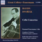 Haydn / Dvorak: Cello Concertos (Feuermann) (1928-1935) - CD
