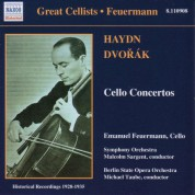 Haydn / Dvorak: Cello Concertos (Feuermann) (1928-1935) - CD