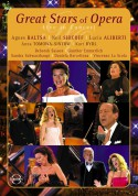 Agnes Baltsa, Neil Shicoff, Anna Tomova-Sintow, Kurt Rydl: Great Stars of Opera - DVD