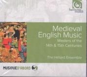 The Hilliard Ensemble: Medieval English Music - CD