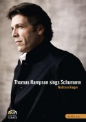 Thomas Hampson, Wolfram Rieger: Thomas Hampson sings Schumann - DVD