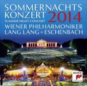 Wiener Philharmoniker, Christoph Eschenbach, Lang Lang: Sommernachtskonzert 2014 - CD