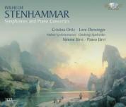 Cristina Ortiz, Love Derwinger, Malmö SymfoniOrkester, Göteborgs Symfoniker, Neeme Järvi, Paavo Järvi: Stenhammar: Symphonies, Piano Concertos - CD