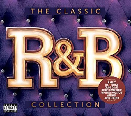 Çeşitli Sanatçılar: The Classic R&B Collection - CD