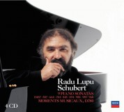 Radu Lupu: Schubert: Piano Sonatas - CD