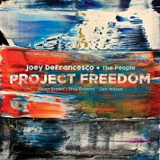 Joey De Francesco: Project Freedom - CD