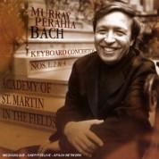 Murray Perahia: J.S. Bach: Keyboard Concertos Nos.1.2&4 - CD