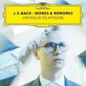 Vikingur Olafsson: Bach: Works & Reworks - CD