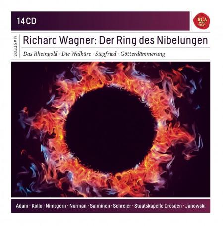 Marek Janowski, Staatskapelle Dresden, Staatsopernchor Dresden: Wagner: Der Ring des Nibelungen - CD