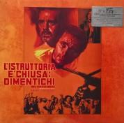 Ennio Morricone: L'Istruttoria È Chiusa: Dimentichi (Coloured Vinyl) - Plak