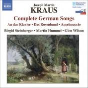 Birgid Steinberger: Kraus, J.M.: German Songs (Complete) - CD