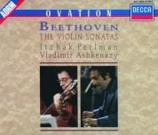 Itzhak Perlman, Vladimir Ashkenazy: Beethoven: The Violin Sonatas - CD
