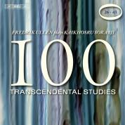 Fredrik Ullén: Kaikhosru Sorabji: 100 Transcendental Studies (1940-1944), Vol 2: Nos. 26-43 - CD