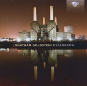 James Pearson, Grace Davidson, The Balanescu Quartet and Ensemble, Jonathan Goldstein: Goldstein: Cyclorama - CD