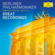Berliner Philharmoniker - Great Recordings - CD