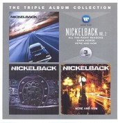 Nickelback: Triple Album Collection 2 - CD