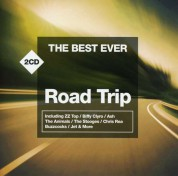 Çeşitli Sanatçılar: The Best Ever Road Trip - CD