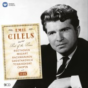 Emil Gilels - Poet of the Piano - CD